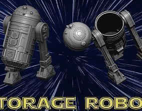 Storage Robot 3D printable model