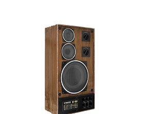 3D model speakers S90