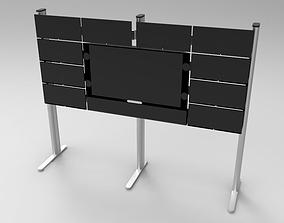 Media Wall 3D