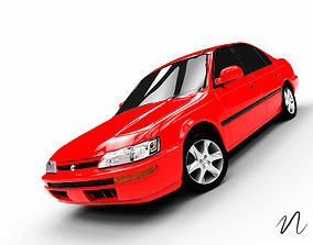 3D model Toyota Baby Camry 1992