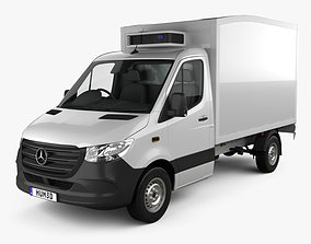 Mercedes-Benz Sprinter Delivery Van 2019 3D model