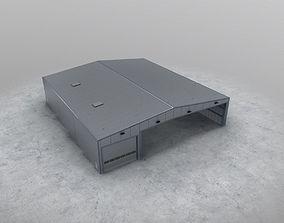 3D asset LOWS Hangar 1