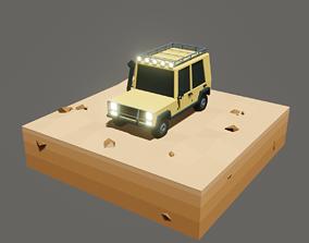 3D model Offroad vehicle