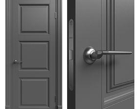 3D entry Interior doors Jaguar Zeus part 3