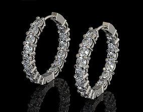 3D print model Earrings Perfect