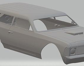 Caravan Custom Printable Body Car