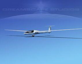 3D model DG-400 17-Metre Motorglider V05