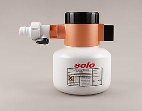 Chemical sprayer 01 3D model
