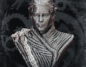 Daenerys Targaryen - Game of Thrones 3D printable model
