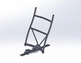 Adjustable Seat 3D model