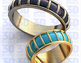 Wedding rings 592 3D model