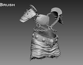 Zbrush Armor 2 3D