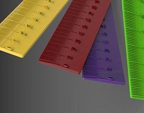 ruler 30cm 3D print model