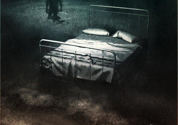 Day 21 -  Cold Sleep  - Inktober 2020