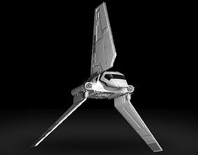 Star Wars Imperial Shuttle 3D