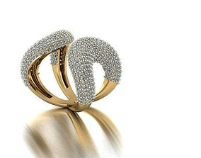 style ring 1 3D print model