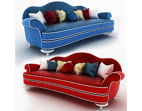 3D model Avangarde sofa