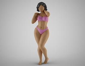 Peppy Woman 3D printable model