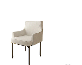 3D Yabu Pushelberg chair