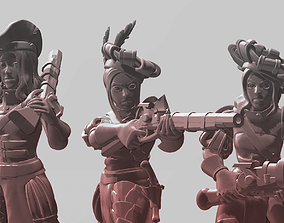Imperial Sharpshooters 3D printable model