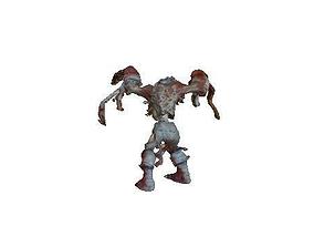 3D model Scourge Ghoul Rottingham