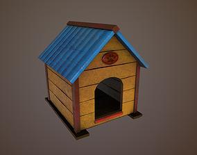 Doghouse V2 3D asset