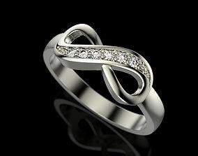 3D printable model Infinity Rings