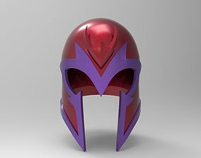 Magneto First Class Helmet for 3D Printing