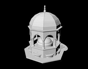 3D printable model German Fountain
