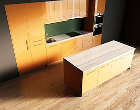 3D 55-Kitchen7 glossy 5