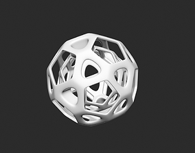 3D printable model jewel Mathematical art