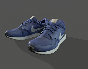 3D asset Nike Shoes