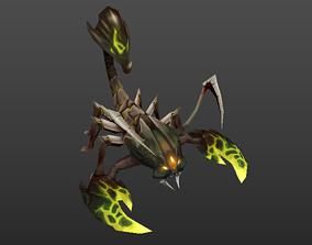 realtime Scorpion model