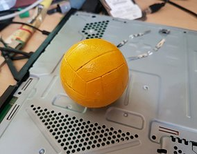 3D printable model Ball for voleyball or waterpolo