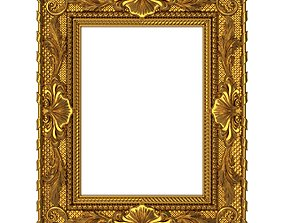 3D wall Carved Picture Frame