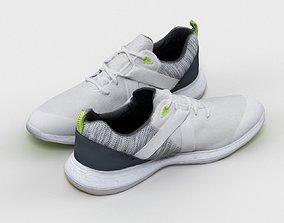 sandals 3D model Shoes