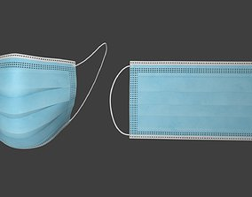 protection Face Mask 3D model