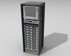 Server Tower - Plain 3D