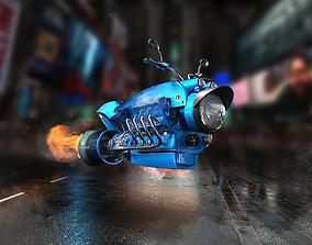 3D KAMAZ bike