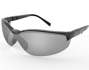 Safety glasses for worker 3D model