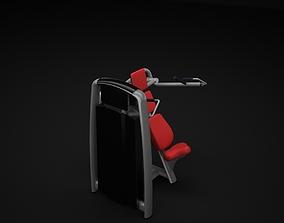 3D model Shoulder Machine