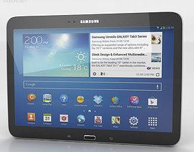 Samsung Galaxy Tab 3 10 1-inch 3D asset
