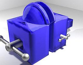 Vise - Type 1 3D model