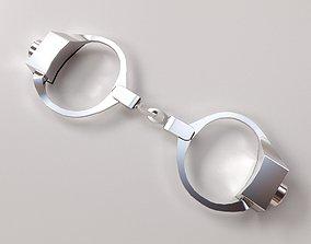 Handcuff v2 3D model