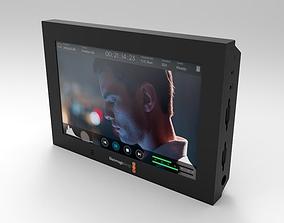 3D model Video Assist 4K