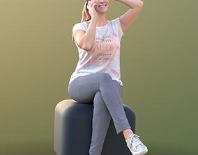Rocio 10300 - Talking Casual Woman 3D asset