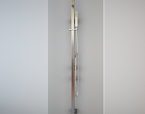 Gessi Rettangolo Doccia 23409 Shower 3D
