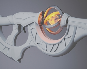 Jenos Star Splitter 3D print model