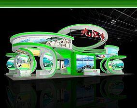 Jiujiang - Size 18X11-3DMAX2009