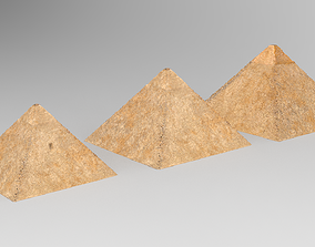 historic Unlimited egypt pack 3D